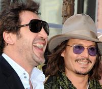 Javier Bardem y Johnny Depp vuelven a compartir película, 'Dark Universe'