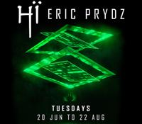 Eric Prydz y Deadmau5 en Hï Ibiza