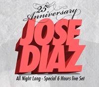 Valencia homenajea al histórico DJ Jose Díaz con un tributo musical por sus 25 años en las cabinas