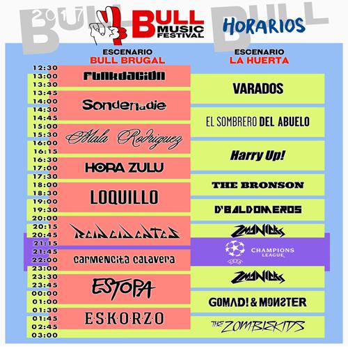El Bull Music Festival cambia a un recinto más amplio