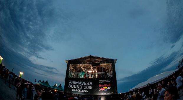 Este año, disfruta de Primavera Sound desde cualquier lugar con Red Bull TV
