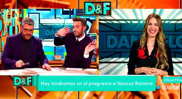 """""""Dani & Flo"""" fichan a una nueva colaboradora"""