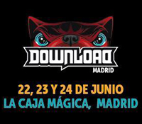 DOWNLOAD FESTIVAL MADRID ACOGE A MÁS DE 33.000 ASISTENTES EN SU PRIMERA JORNADA