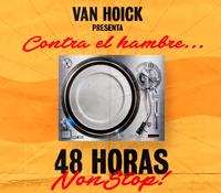 VAN HOICK BUSCA SUPERARSE A SÍ MISMO PINCHANDO DURANTE 48 HORAS