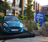 El Nuevo Ford Fiesta te trae más de 600 WT de sonido, así es la clave del nuevo proyecto 'All The Music One New Fiesta'