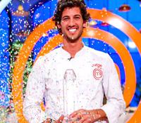Jorge, el futbolista ganador de la quinta edición de 'MasterChef 2017'