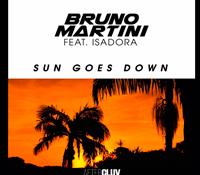 """BRUNO MARTINI PRESENTA SU NUEVO SENCILLO """"SUN GOES DOWN"""""""