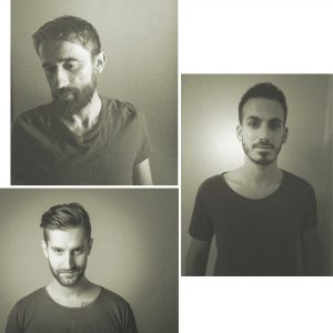 "DØOB, ARMIE & JAVI GREEN FIRMAN ""DEAF HUMANS EP"" EN CLOCK POETS"