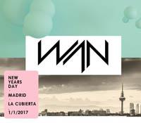 HalloWAN, el primer festival electrónico para la noche de Halloween en Madrid donde el protagonista eres tú