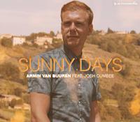 "ARMIN VAN BUUREN LANZA ""SUNNY DAYS"" JUNTO A JOSH CUMBEE"