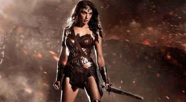 Wonder Woman se alza con el récord en las taquillas españolas.