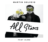 "Martin Solveig y Alma presentan ""All Stars"""