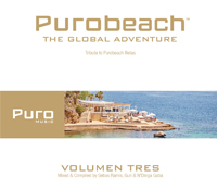 "SEBAS RAMIS, GURI Y N´DINGA GABA PRESENTAN ""PUROBEACH THE GLOBAL ADVENTURE VOL III"""