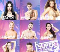 Ya conocemos a todos los participantes de 'Super Shore 3'