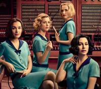 'Las chicas del cable', una de las series con mayor éxito de Netflix