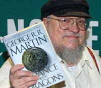 George R.R. Martin pretende publicar su próximo libro en 2018