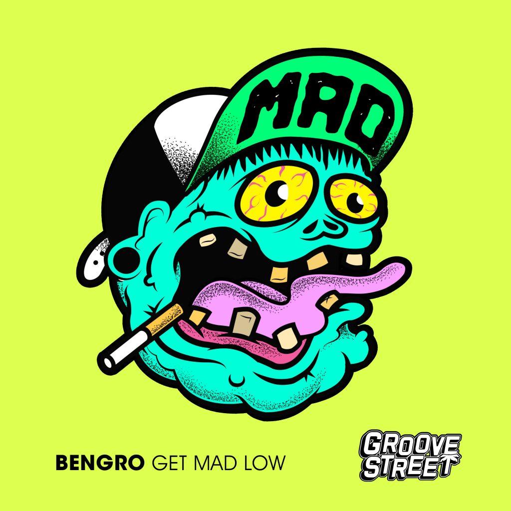 """""""Get Mad Low"""" lo nuevo de Bengro llega a Groove Street"""
