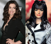 Anne Hathaway, candidata para protagonizar a `Barbie´