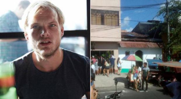 el productor Aviici viajando por Perú