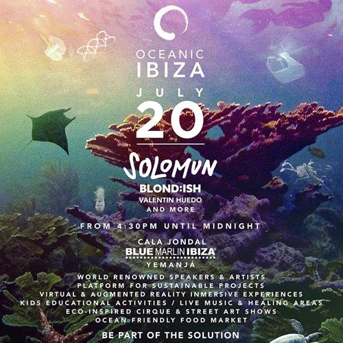 Oceanic Global presenta Oceanic Ibiza Festival