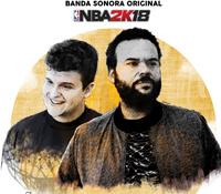 Carlos Jean y el rapero Arkano le ponen la banda sonora al juego de la NBA 2K18
