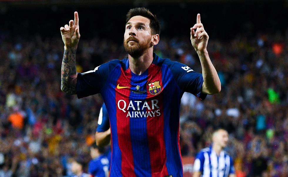 El Barcelona tuvo su regalo de boda: Renovación de Messi