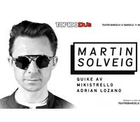 MARTIN SOLVEIG LLEGA A MADRID EL PRÓXIMO VIERNES 29 DE SEPTIEMBRE
