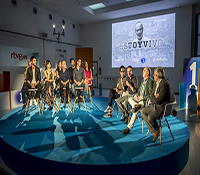 Muchas series de distintas cadenas de televisión se presentan en el FesTVal de Vitoria-Gasteiz.
