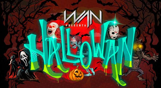 Luciano, último artista confirmado del festival HalloWAN el próximo 31 de octubre