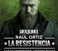 La resistencia vuelve a Fabrik