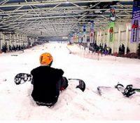 El esquí comienza en Madrid SnowZone