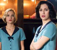 Las imágenes de la segunda temporada de 'Las chicas del cable' salen a la luz