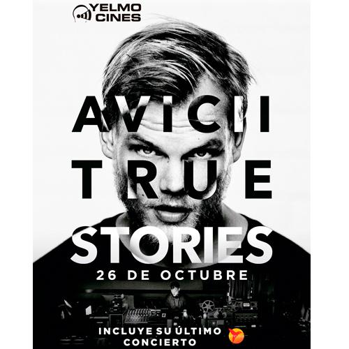 """Yelmo Cines presenta en exclusiva en España el documental sobre AVICII:""""TRUE STORIES"""""""