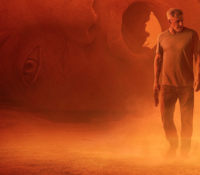 Harrison Ford actúa en Blade Runner 2049