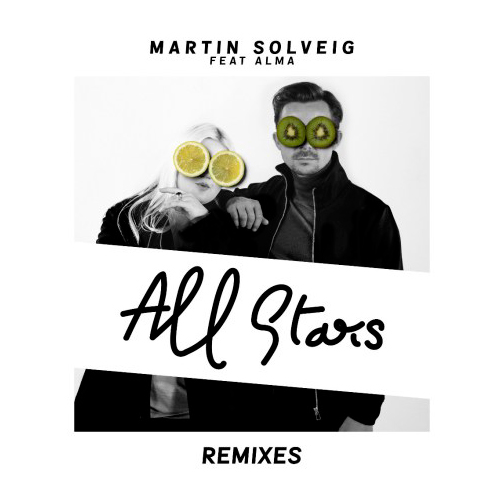 "MARTIN SOLVEIG PRESENTA UN EP DE REMIXES DE SU ""ALL STARS"""