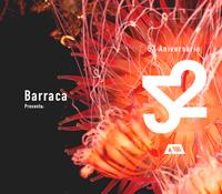 CHRIS LIEBING protagonista de BARRACA en su 52º ANIVERSARIO