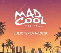 Arranca Madcool 2018 con sus primeras confirmaciones