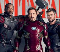 Filtradas las primeras imágenes de los superheroes de Marvel