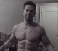 """La receta del actor, Mark Wahlberg, para tener """"un cuerpo de cine"""""""