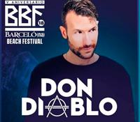 DON DIABLO SE UNE POR PRIMERA VEZ A BARCELONA BEACH FESTIVAL 2018
