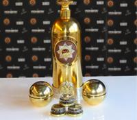 Roban la botella de vodka más cara del mundo