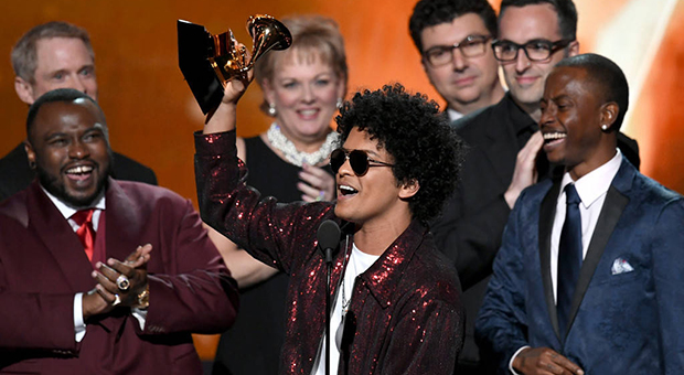 Los Grammys dan la sorpresa