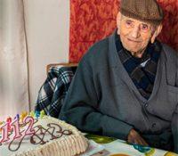 Muere a los 113 años la persona más longeva del mundo