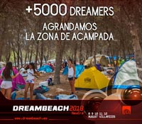 """DREAMBEACH SIGUE MEJORANDO SUS INSTALACIONES PARA LA COMODIDAD DE LOS """"DREAMERS"""""""