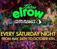 Elrow estará por segundo año en Amnesia Ibiza