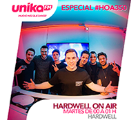 HARDWELL ON AIR: ESPECIAL #HOA350