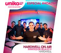 HARDWELL ON AIR: ESPECIAL #HOA350