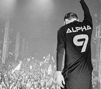 Alpha 9 remezcla lo último de Axwell Λ Ingrosso