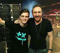 David Guetta estrena su próximo single en India