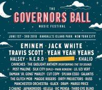Cerrado el Line-Up para el festival más destroyer: Governors Ball